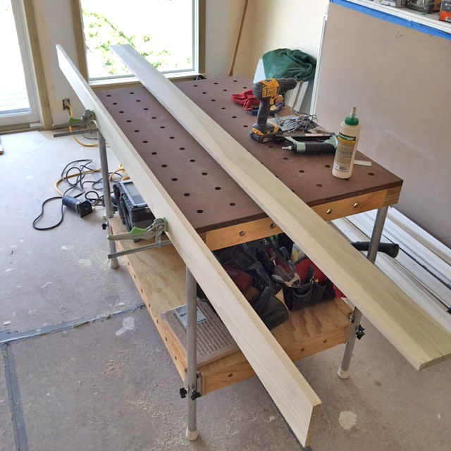 Clamping a Board