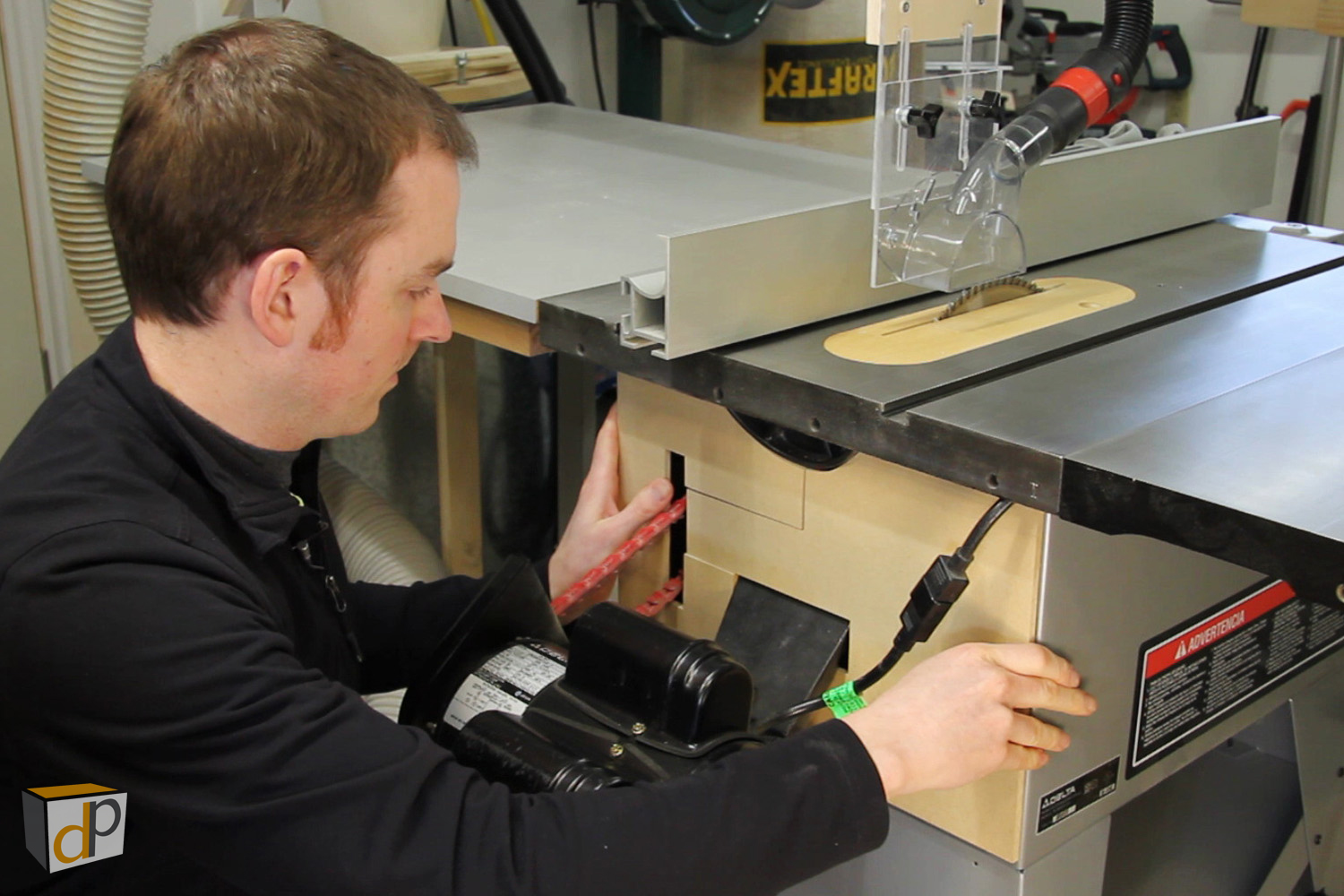 4 Table Saw Dust Collection Upgrades Dan Pattison