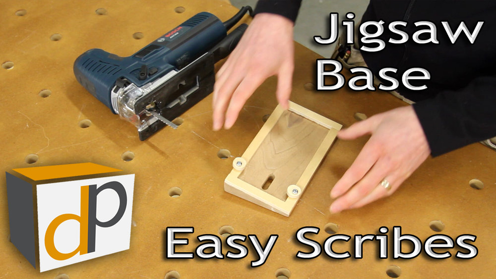Jigsaw Scribe Base - How to Make and Use One