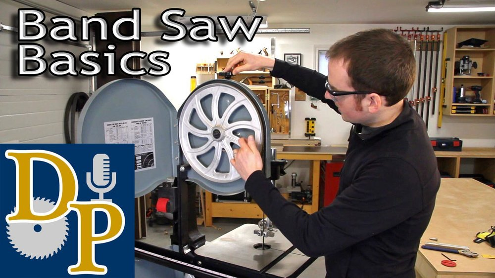 Band Saw Basics