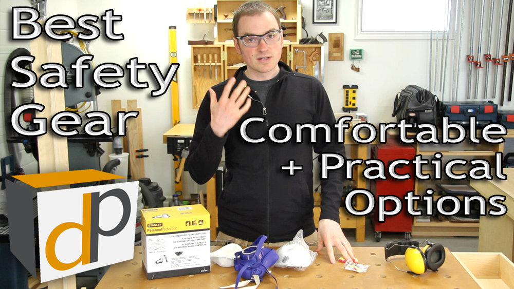 Best Woodshop Safety Gear - Comfortable & Practical Options