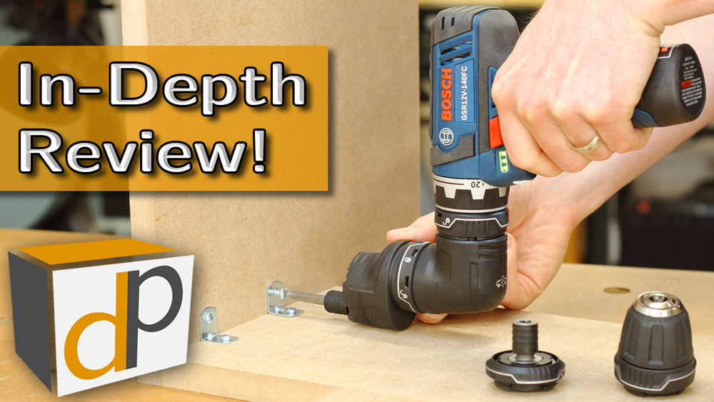 Bosch 12V FlexiClick 5-in1 Drill/Driver - Full Review & Test