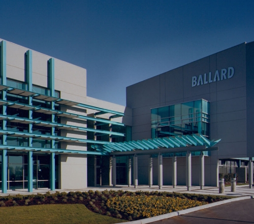 BALLARD POWER SYSTEMS Ballard Power Systems was faced with the challenge of creating a low cost, compact yet powerful fuel cell design.