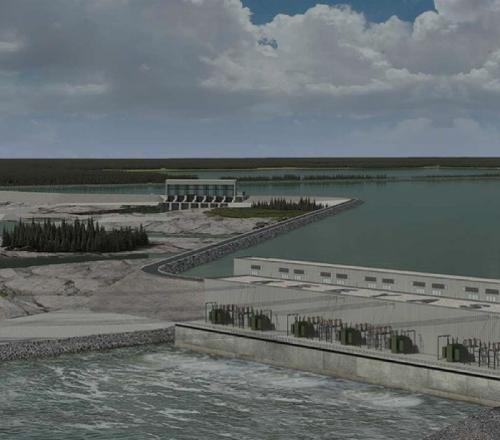 曼尼托巴水电公司   为利润最大化,曼尼托巴水电公司需要知道如何给每个发电站指定发电任务以确定最大可卖电量。通过预测建模和仿真,我们用绿洲技术建立了电站发电量与最大能源输出值的关系模型。
