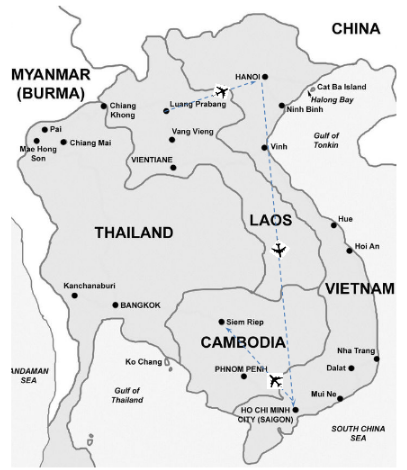 Guided Tours To Laos Vietnam Cambodia Passion Travel Services