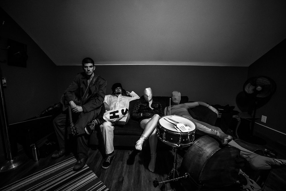 band shot. Photo Credit: Bryan Carroll