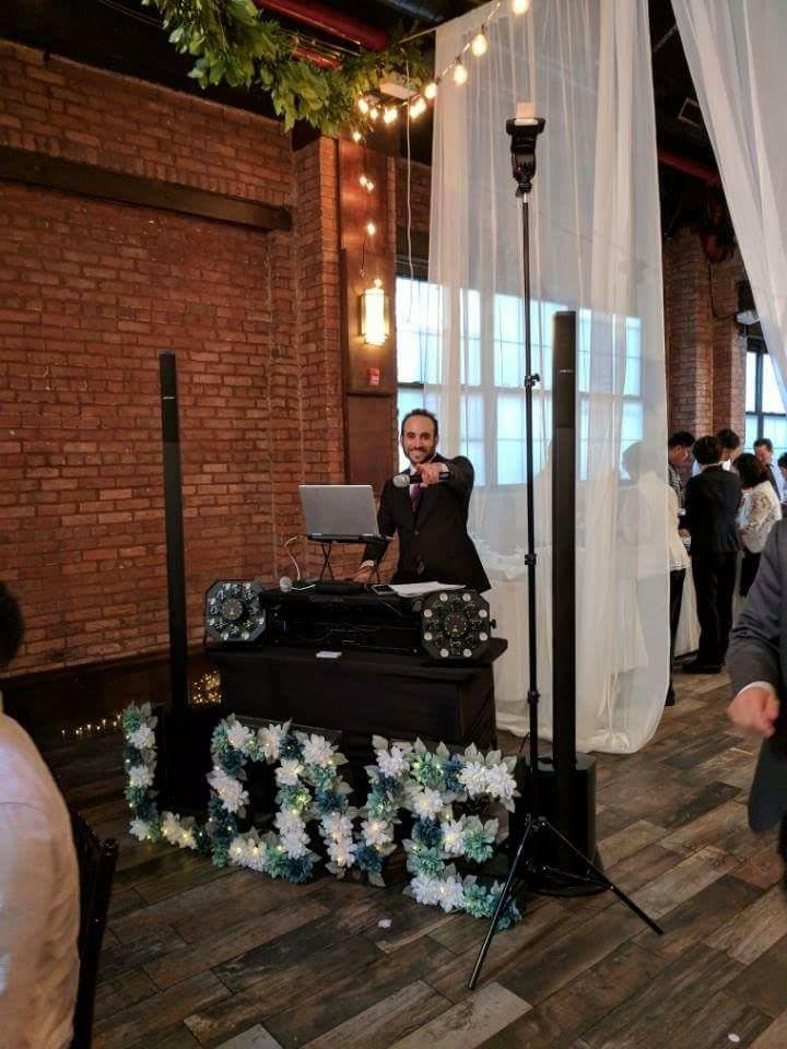 Brooklyn DUMBO Wedding DJ