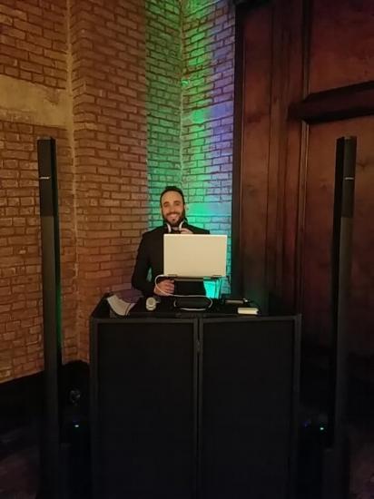 Brooklyn DUMBO Wedding DJ Michael Demby