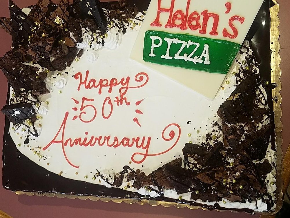 Cake at Helens Pizza Jersey City 50th Anniversary.jpg