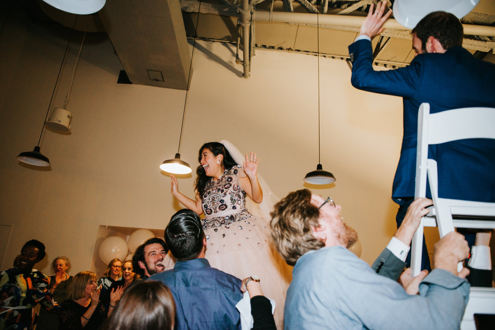 2018 Wedding at the Brooklyn Children's Museum