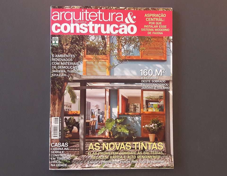 Revista Arquitetura & Construção