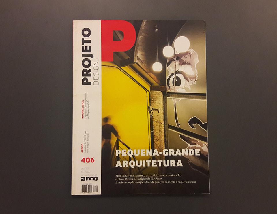 Revista Projeto Design