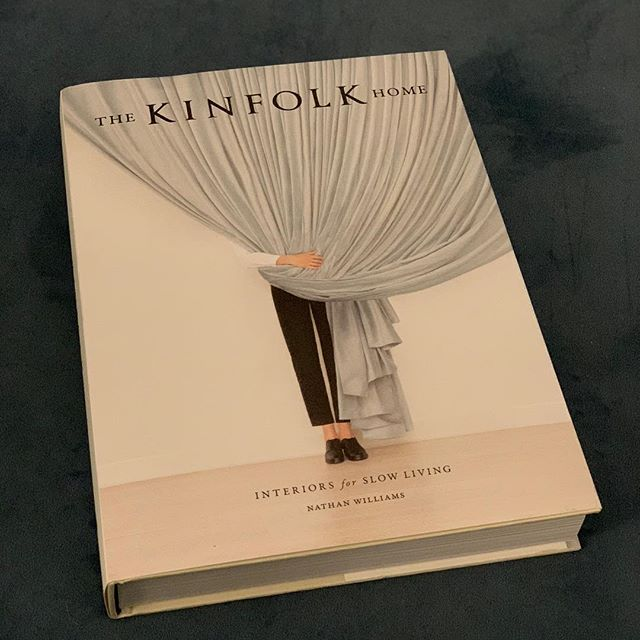 Love our new book by @kinfolk #interiordesign #architecture #inspiration