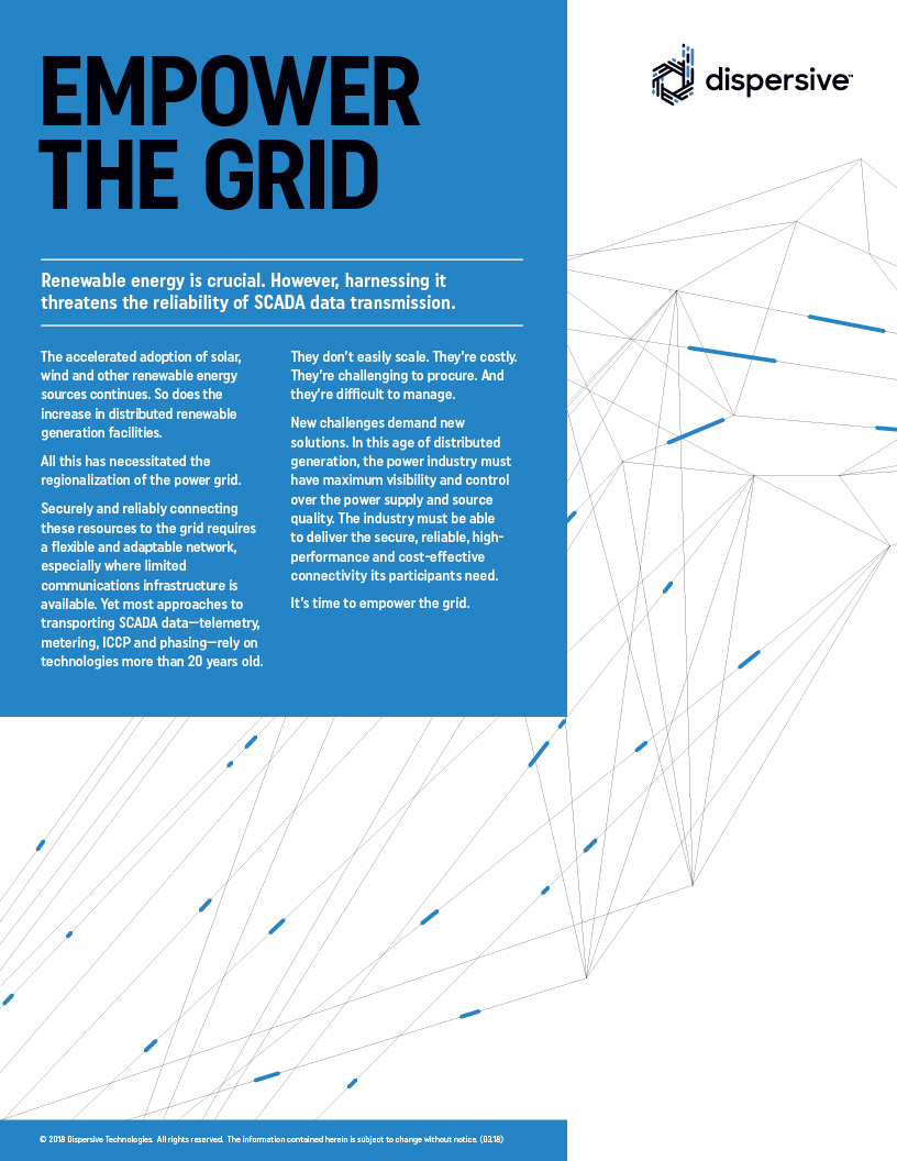 Solution Overview: Empower The Grid