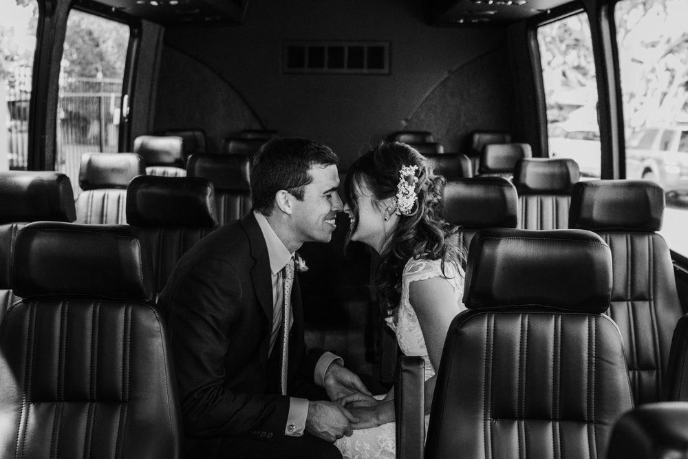 Sean & Marie - San Diego Wedding