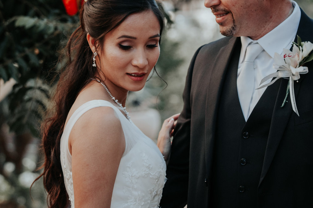 Cindy & Taha- Balboa Park Wedding