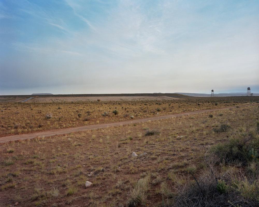 Homestake Mining Company, Cibola, NM