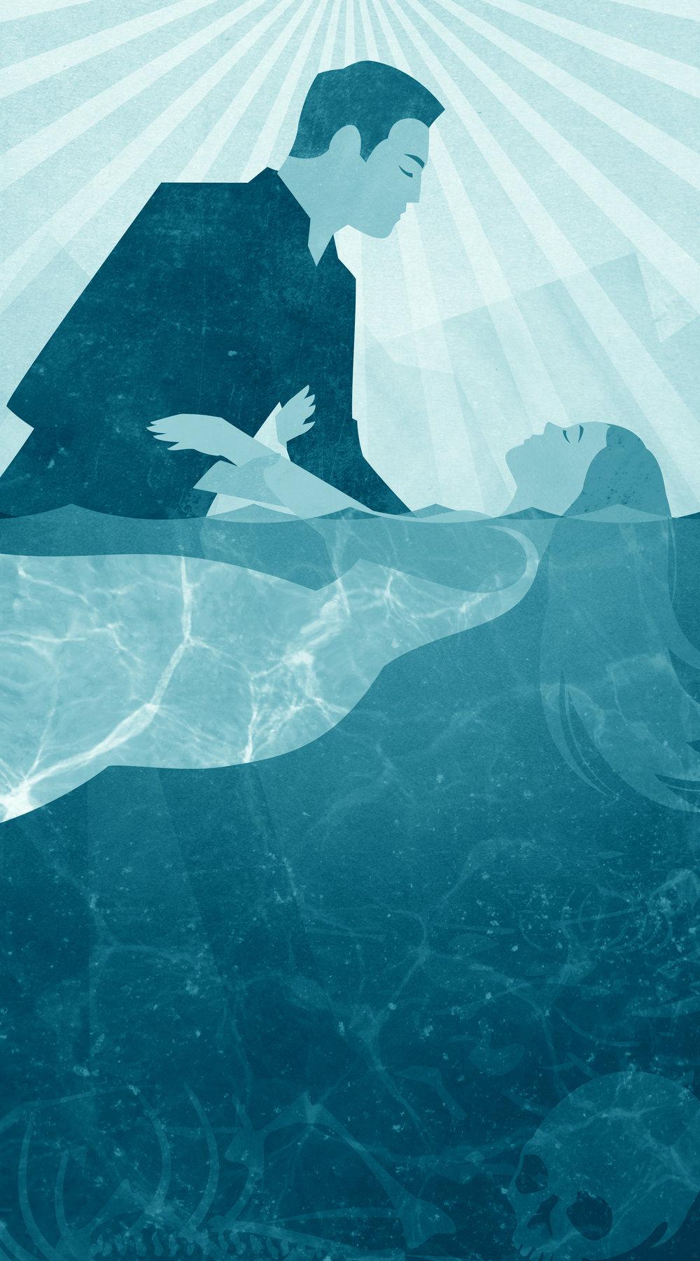 Triptych Baptism