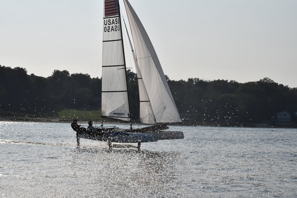 Photo credit: Oakcliff Sailing