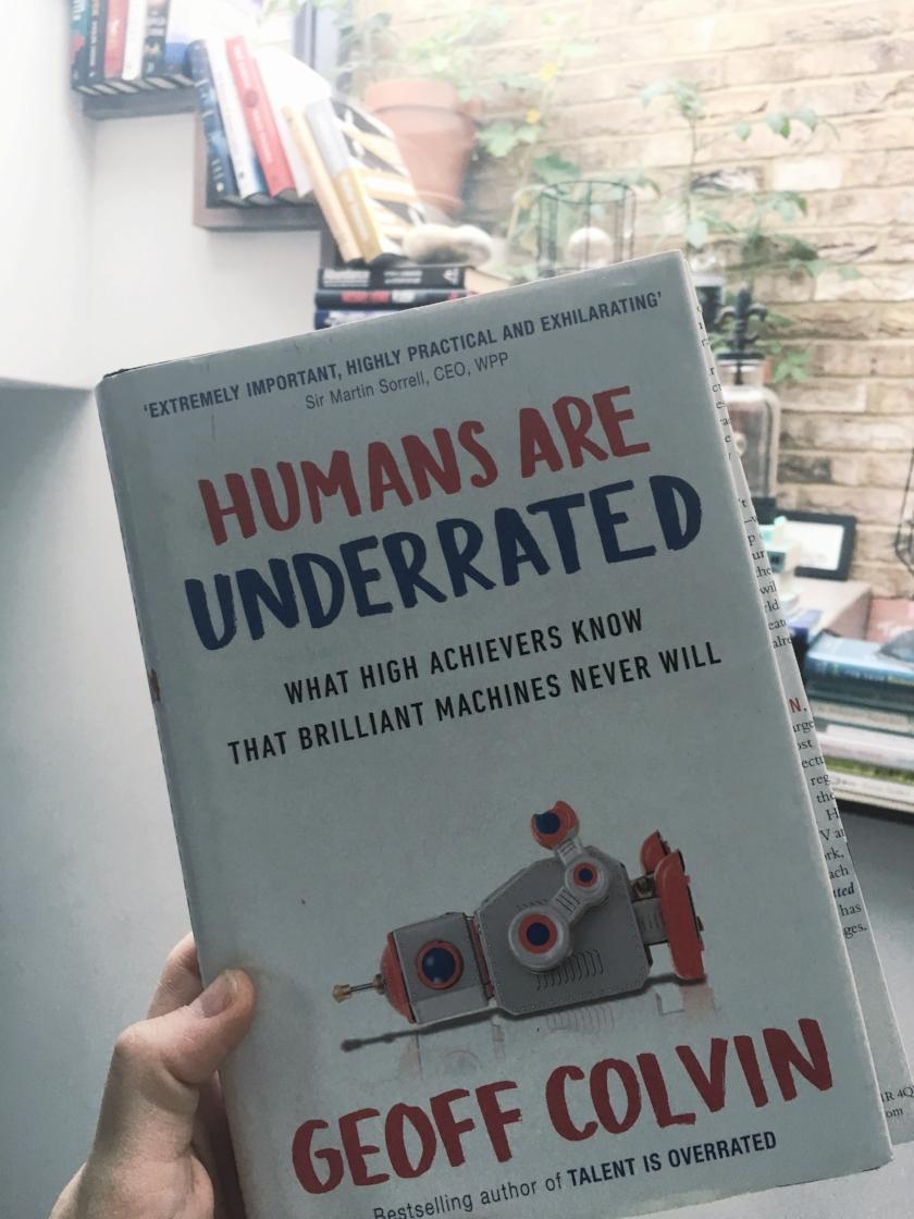 FutureGirlCorp | Humans are Underrated