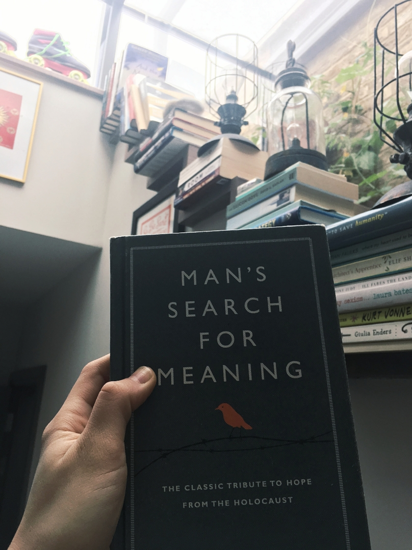 FutureGirlCorp | Man's Searching For Meaning