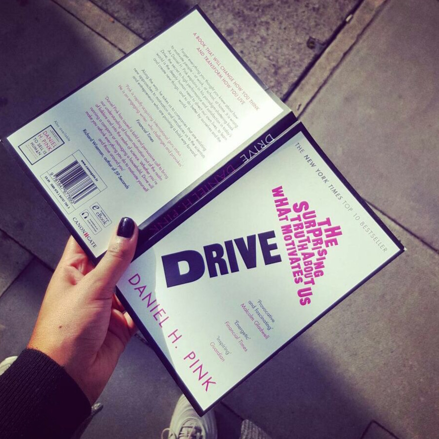 FutureGirlCorp | Drive