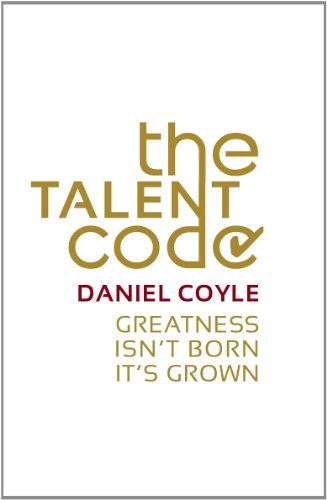 "The Talent Code by Daniel Coyle  - ""All about how you're not necessarily born with talent. It is through constant deep practice and consistency that makes you talented at that skill. Really good read, would definitely recommend.""- Rochelle Rodney-Massop, Retail Merchandising"