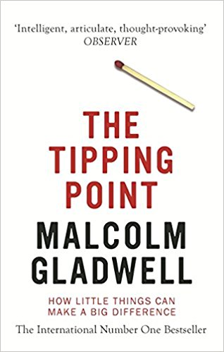 The Tipping Point by Malcolm Gladwell - He looks at the different perspectives and interactions that come together to create the 'perfect timing' for a business or idea. A look at the psychology of business success in terms of how business concepts function within the outside world. - Chinasa Chukwu, Founder of Weruzo.