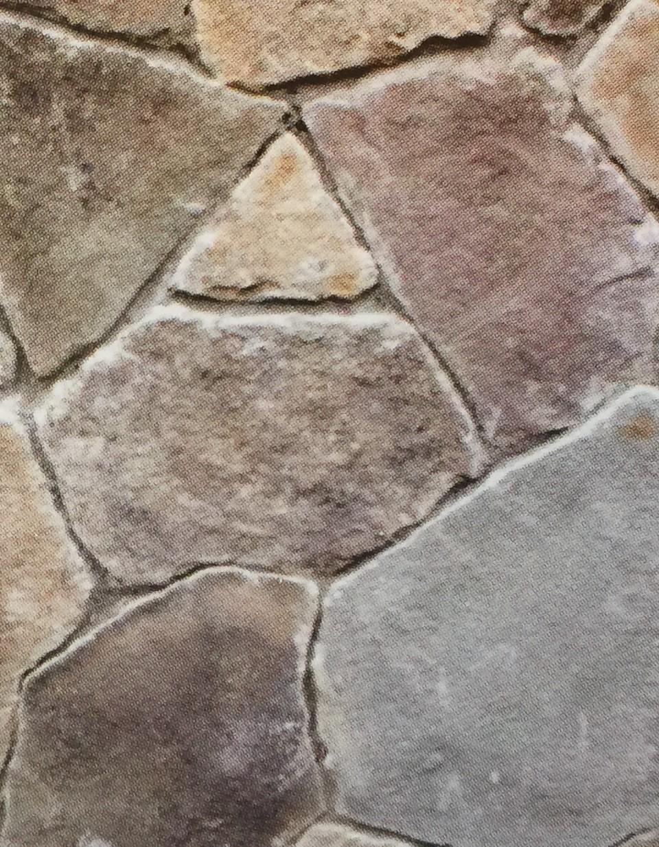 Pennsylvania Thin Mosaic