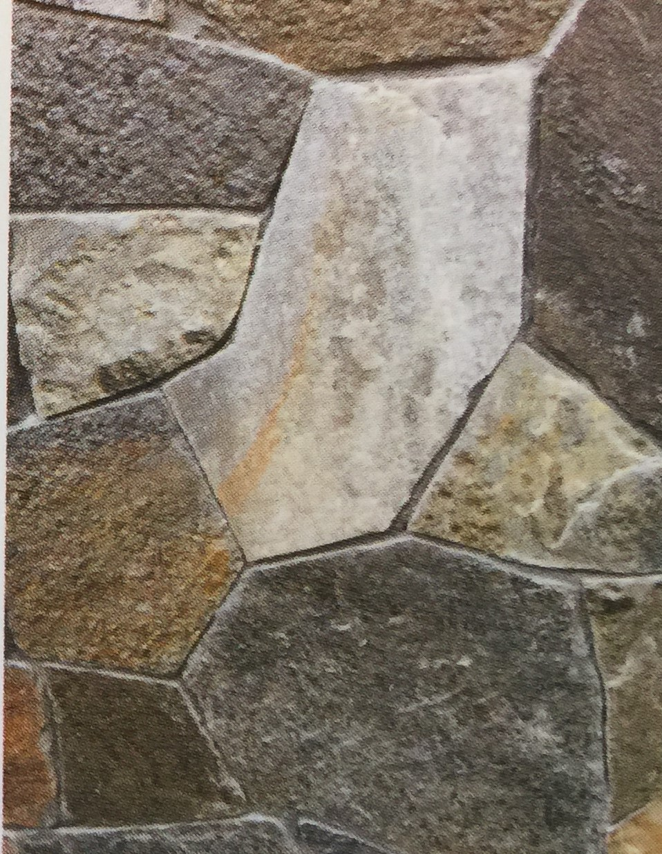 Idaho Silver Mosaic