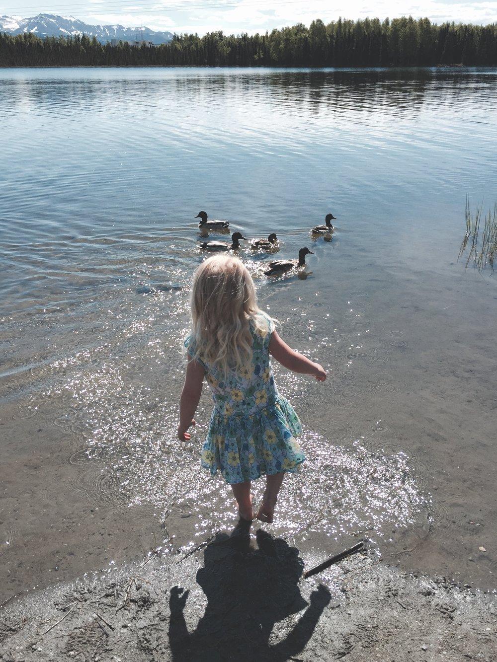 Day 4: Goose Lake