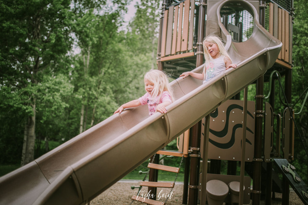 Day 11: Park fun at the Treehouse playground