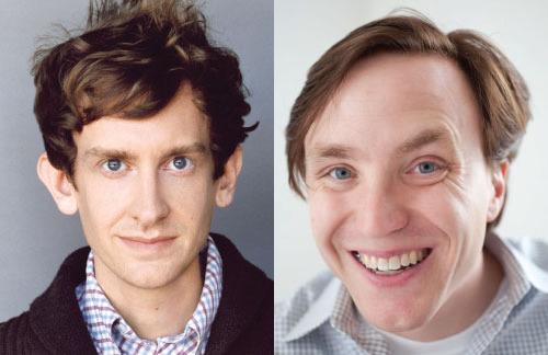 L to R:Josh Meyer and Matt Hislope