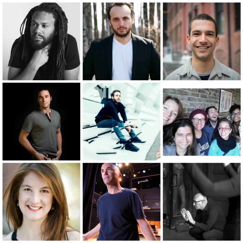 2017 Arts Entrepreneurship Awards Honorees: The Black List, Hire Notes, Gigsy, Southern Theater, Opera Vireo