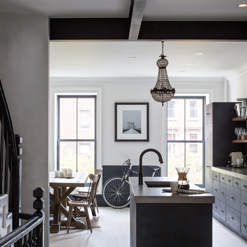 - Design*Sponge A Uniquely Renovated Brooklyn BrownstoneJune 2015