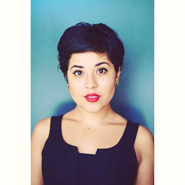 new headshot taken by the lovely @emilythroughthelookingglass #toronto #music #headshot #soprano #houston