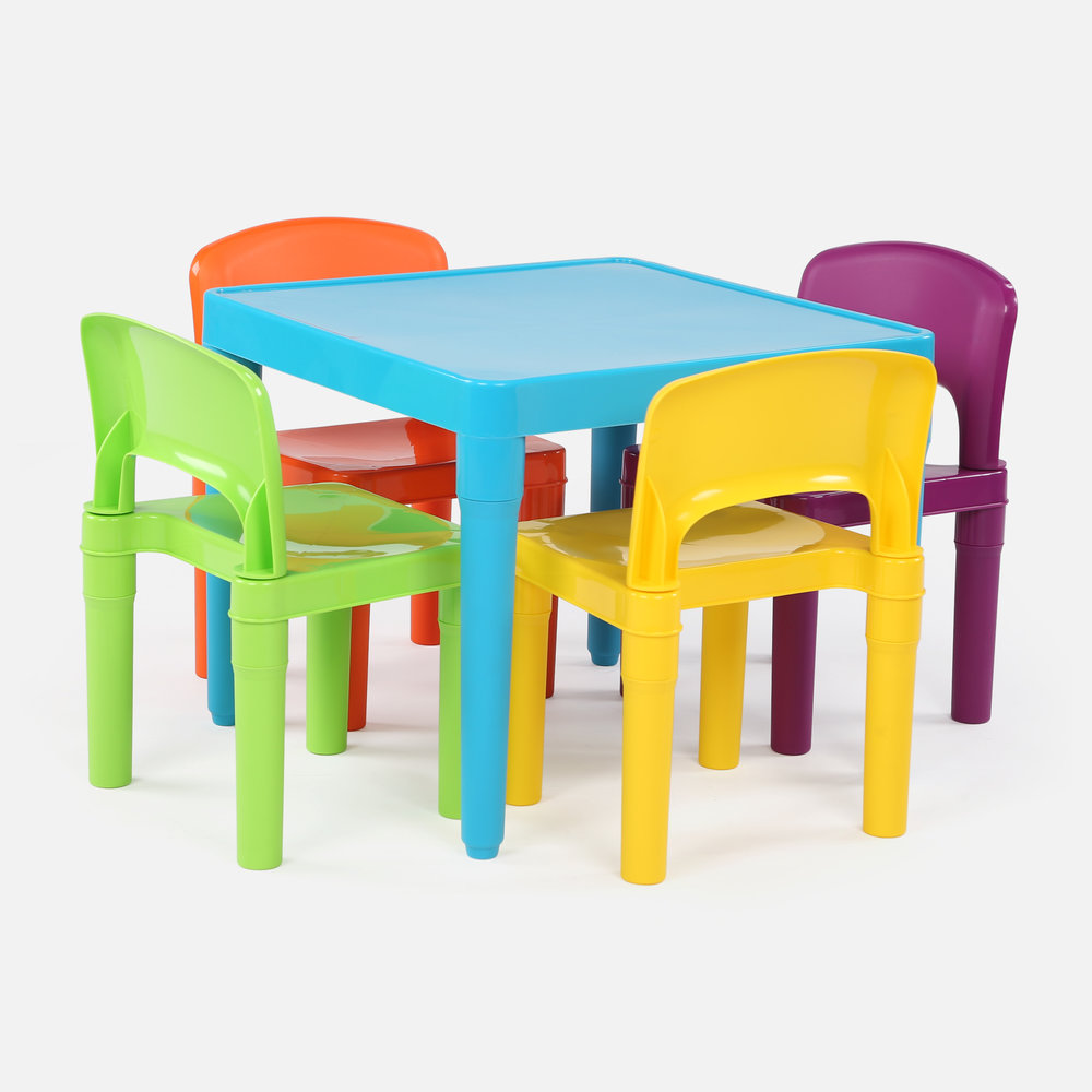 - Plastic Table & Chair Sets