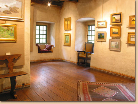 THE CALIFORNIA ART CLUB GALLERY