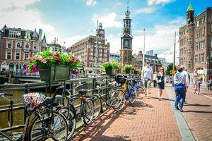 Mit Transavia Amsterdam entdecken (c) Transavia