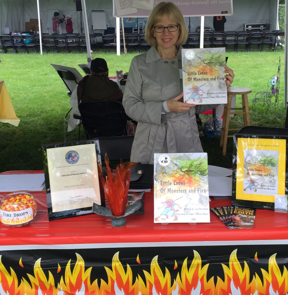 The Gaithersburg Book Festival, 2016.