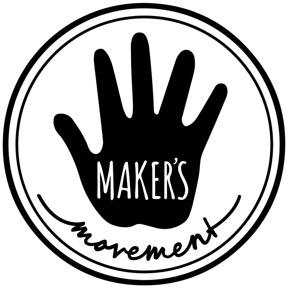 Maker's Movement Magazine logo