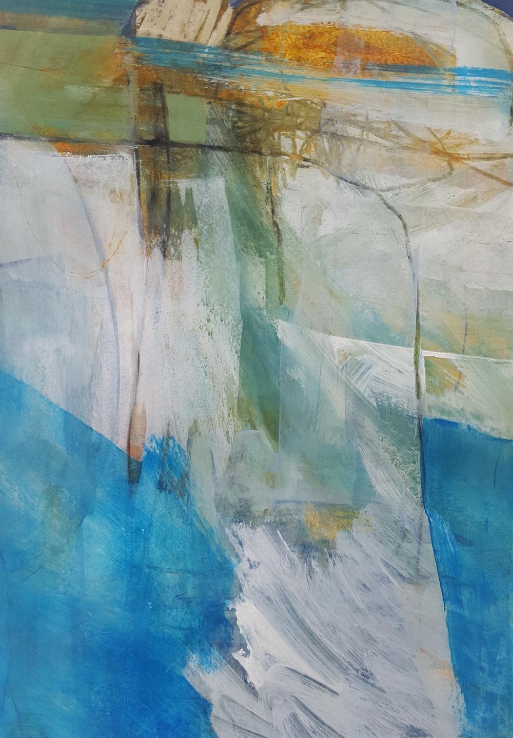 """""""A Sense of Space,"""" Original Artwork by Tara Leaver"""