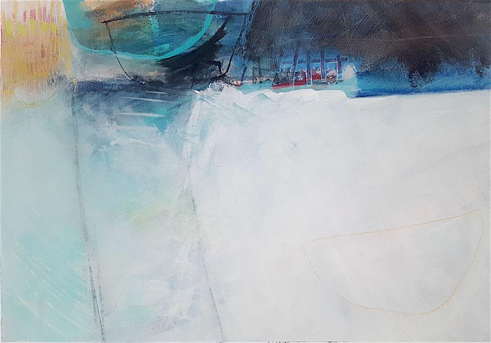 """Anything Can Happen,"" Original Artwork by Tara Leaver"