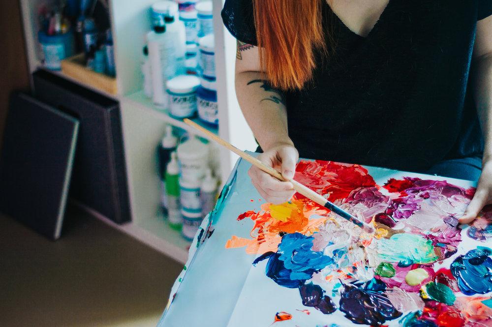 Taylor Lee Paint Recommendations