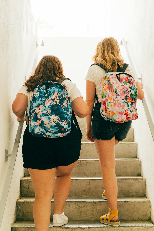 Taylor Lee Paints :: Original Design Backpack