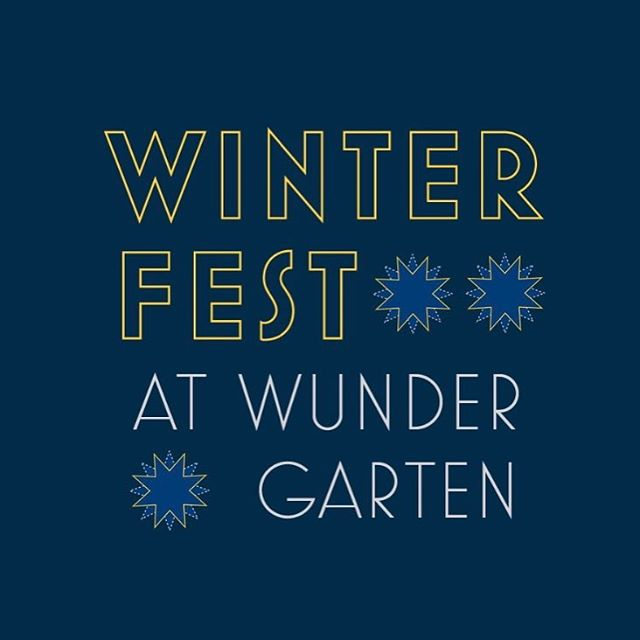 In just 3 weeks, DC's fave beer garden will transform into a holiday haven- tree lot, makers market and all the warm and toasty beverages you can drink! ➡️www.winterfestwg.com #winterfestwg #shoplocal #acreativedc