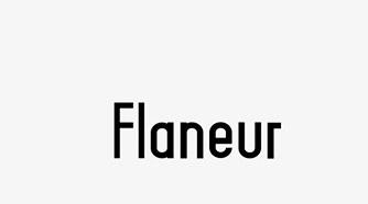 http://flaneur-magazine.com