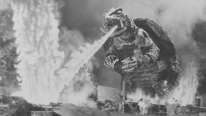 Saturday Afternoon Kaiju Gamera The Giant Monster Talk Film Society