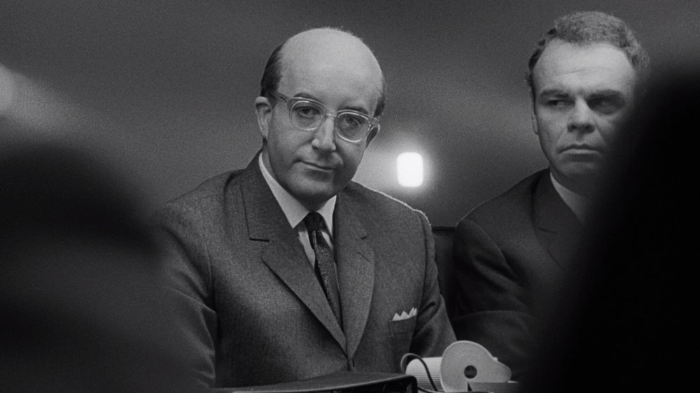 Peter Sellers as President Merkin Muffley in Stanley Kubrick's Dr. Strangelove or How I Learned to Stop Worrying and Love the Bomb