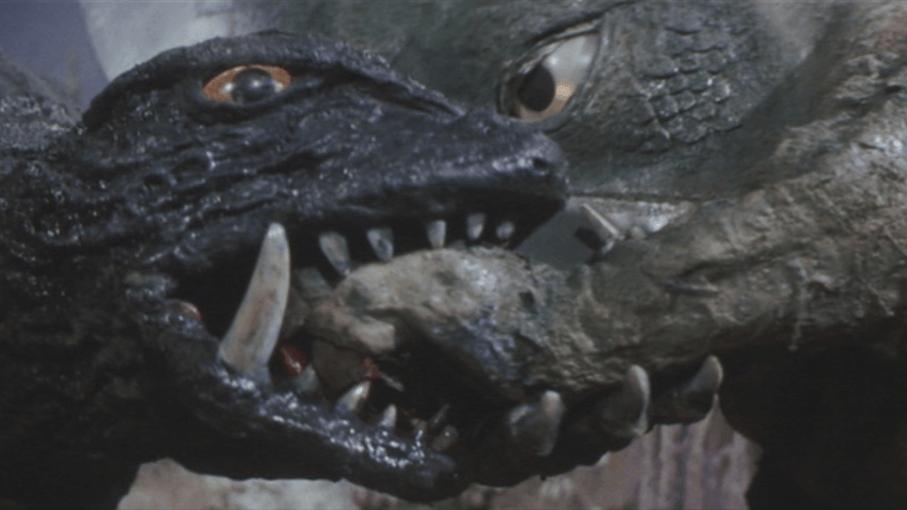 Saturday Afternoon Kaiju Gamera Vs Guiron Aka Attack Of The
